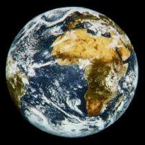 pohľad na Afriku